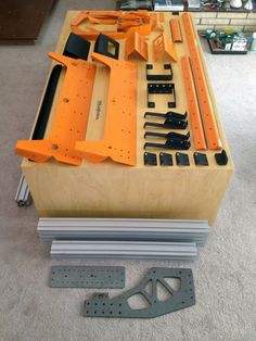New Machine Build Grunblau (Rustbelt) Platform CNC [build log]