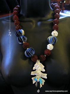 Rudraksh bead jewellery  - Moonlight Sonata
