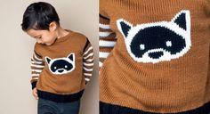 Le pull jersey motif raton laveur http://www.prima.fr/mode-beaute/le-pull-jersey-motif-raton-laveur-modele-gratuit-tricot/7957009/