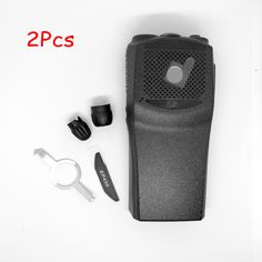 >> Click to Buy << 2set iNiTONE Replacement Front Casing with the knobs Repair Housing Cover Shell for motorola EP450 walkie talkie two way radio #Affiliate