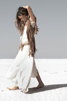 I love this. Boho sheik