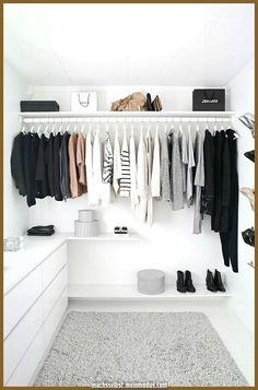Trendy Bedroom Closet Organization Wardrobe Organisation Tips Walk In Closet Design, Closet Designs, Wardrobe Organisation, Closet Organization, Organization Ideas, Storage Ideas, Wardrobe Storage, Closet Storage, Storage Design