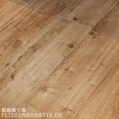 Detailfoto Marazzi TreverkHome Larice Bodenfliesen im Holz-Look. #Marazzi #TreverkHome