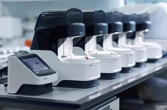 Diagnostics for the Real World | Myra Industrial Design