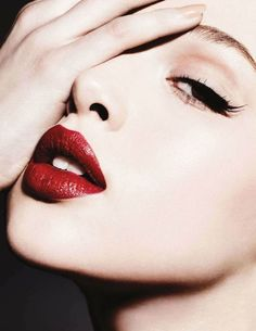 Anais Pouliot by Ben Hassett for Vogue Germany, May 2012