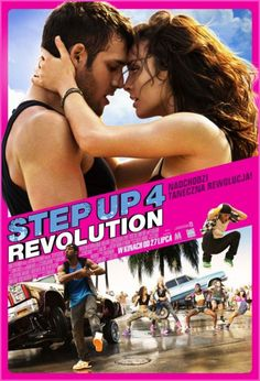 "Step Up Revolution in ! I'm a big fan of the dance sequences in ALL the ""Step Up ."" films in the series franchise ! Step Up Movies, Movies To Watch, Good Movies, Series Movies, Movies And Tv Shows, Tv Series, Love Movie, Movie Tv, Step Up 3"