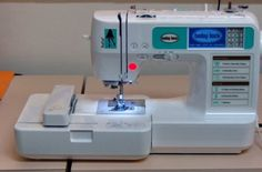 5 star review! This basic embroidery machine is capable of operating in 16 different languages. Regardless of the language you speak, the Baby Lock Sofia2 puts at your fingertips as many as 70 embroidery designs; 120 embroidery frame patterns; 62 decorative stitches and more. We had so much fun sampling lots of th…
