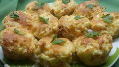 Starý chlieb premente na vynikajúce syrové muffiny