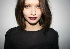 dark lips - fall/winter