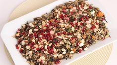 Wild Rice Pilaf Recipe - Laura Vitale - Laura in the Kitchen Episode 499...