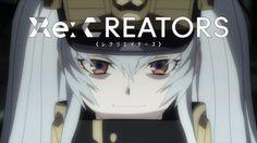 Re:Creators Revelan Nuevos Temas para Op & ED La página web oficial del anime de Re:Creatorsque se encuentra en estos momentos aun en emisión la primera etapa del anime. #animesverano2017 #Re:Creators #Verano2017 #TemporadaVerano #Anime #NoticiasAnime #Noticia #AnimeNews #Sigueme
