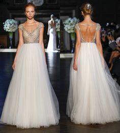 "Alon Livne White - 2016 Collection - ""Lisa"" dress."