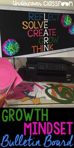 By using this kind of bulletin board in my classroom, I will be able to help the students grow and achieve their goals. By having a postive atmosphere in the classroom, it will help the students learn better and worry about their school work, instead of any other troubles outside of the classroom. I think that this type of board will inspire them to set high goals and strive to work towards fulfilling those goals.