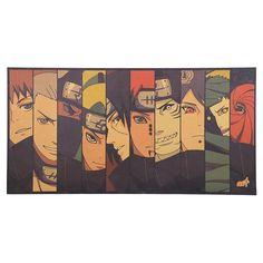 Naruto Akatsuki Print
