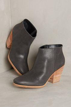 simple black ankle booties   Rachel Comey   anthropologie
