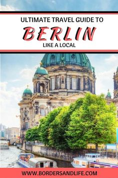 Are you visiting Berlin? Read about the best things to do & places to visit plus where to eat, as written by a local! ******************************************************************************************* Berlin Tour | Berlin Things To Do | Berlin Places to Visit | Things To Do in Berlin | Berlin Places to eat | City #Berlin #Germany #BerlinGermany