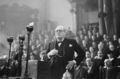 The Winston Churchill Guide to Public Speaking  (cc Toastmasters)