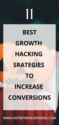 To succeed online an entrepreneur must do their level best to follow the best available marketing growth hack strategies and tactics to increase conversions and grow their revenue. Follow these growth hacking strategies to increase your chances of success and to make sure you set a solid foundation for your marketing strategy that will deliver results for your business. #growth #growthhackingstrategies #growthhack #marketingstrategies #strategy #revenue #conversions #sales