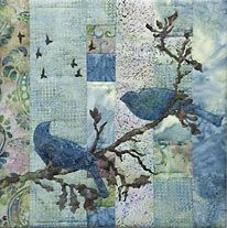 Image result for fusible web art quilts