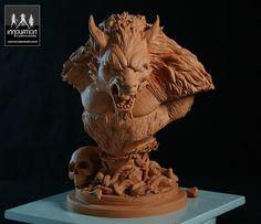 Werewolf-2 - Statue Forum