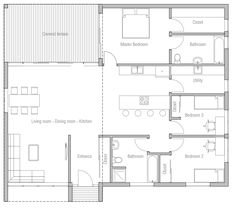 house design house-plan-ch406 10