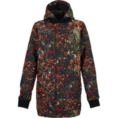 Burton Stella Shirt Jacket ($178) ❤ liked on Polyvore featuring activewear, activewear jackets, burton and shirt jacket