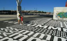 LISBON BIKEWAY on Behance