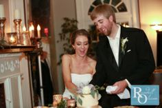 Wedding Photography, Colorado Wedding, Randall Olsson Photography, Bride and Groom, Wedding reception, Cake cutting
