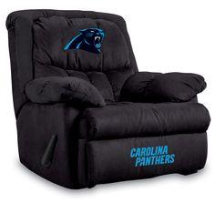 Carolina Panthers NFL Home Team Recliner