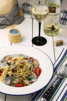 Спагетти вонголе • Guilty Food  http://guiltyfood.ru/spaghetti-vongole/