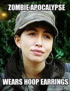 The Walking Dead funny memes Walking Dead Funny, Walking Dead Zombies, Walking Dead Series, Fear The Walking Dead, Andrew Lincoln, Abraham Lincoln, Trauma, Daryl Dies, Twd Memes