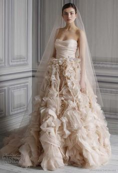 Love this ML bridal gown