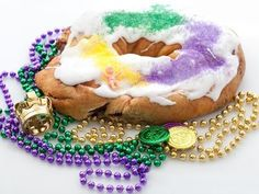 These step-by-step photos make the easiest king cake recipe ever even easier—see how to make your own King Cake this Mardi Gras.