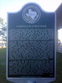 Laredo Air Force Base Air Force Bases, Us Air Force, Laredo Texas, South Texas, Another World, World War I, Us Army, Travel, Viajes