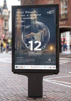 #Poster #Adv #Dance #Ballet #Opera #MockUp Ecole d'Etoile Pesaro