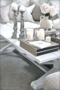 Coffee table looks