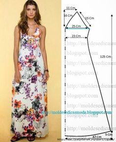 Мобильный LiveInternet Для тех кто шьет...простые платья.....выкройки | Hlopotunia - Дневник Хлопотунья |