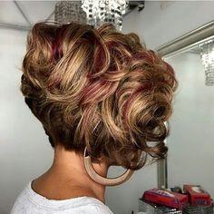 Those earrings!!!!! I like the hair too though                                                                                                                                                                                 More