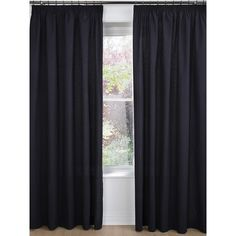 Canvas Unlined Pleated Curtains with Tie-backs ($22) ❤ liked on Polyvore featuring home, home decor, window treatments, curtains, house, pleated curtains, canvas curtains, canvas home decor, pleated window treatments and pleated draperies