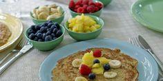 Pannekaker uten melk og gluten – Berit Nordstrand