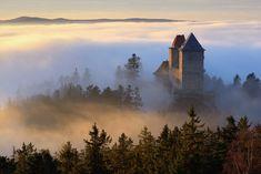 Velikonoční  výlet do Kašperských Hor a na hrad Kašperk
