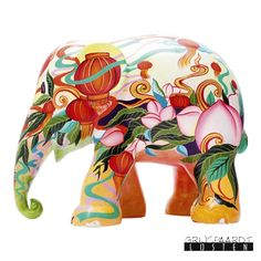 Elephant Parade Webshop - Buy your own elephant here! Asian Elephant, Elephant Love, Elephant Art, Elephant Stuff, All About Elephants, Elephants Never Forget, Elephants Photos, Elephant Sculpture, Elephant Parade