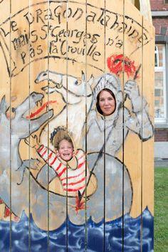 © Chambre Claire GRAND HUIT SENS DESSUS DESSOUS #Mons2015