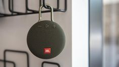 JBL Clip 3 streams music from your phone or tablet and even features noise-cancelling speakerphone technology to allow for clear phone calls. Jbl Flip 4, Telephone Call, Noise Cancelling, Speakers, Bluetooth, January, Gadgets, Korean, Product Launch