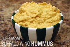 Skinny Buffalo Wing Hummus | Skinny Mom | Tips for Moms | Fitness | Food | Fashion | Family