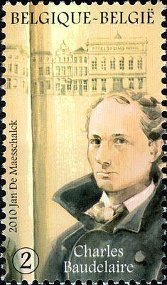Literary Stamps: Bau