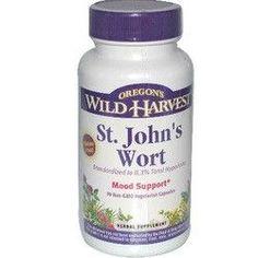 Oregon's Wild Harvest St. Johns Wort W/C (1x90VCAP)