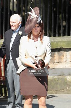 Princess Eugenie attends the wedding of Zara Phillips and Mike Tindall Canongate Kirk, in Edinburgh on July 30, 2011 in Edinburgh, Scotland.