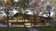 BKSK Architects – Queens Botanical Garden Visitor & Administration Center