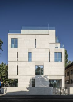 adn birou de arhitectura - Project - MORA Residential Building